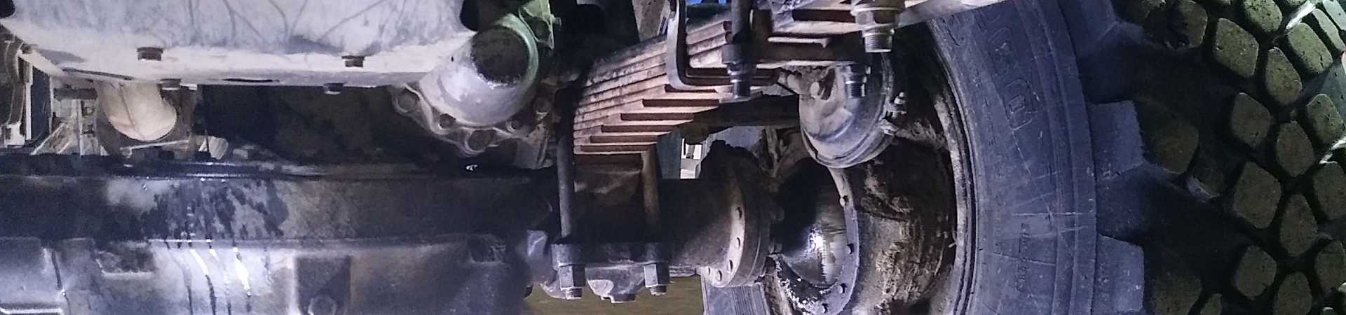 Ремонт ходовой части грузовых автомобилей в Нижнем Новгороде