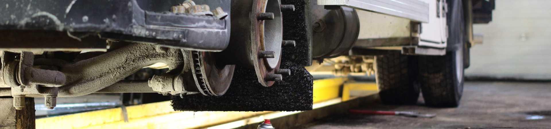 Ремонт тормозной системы грузового автомобиля