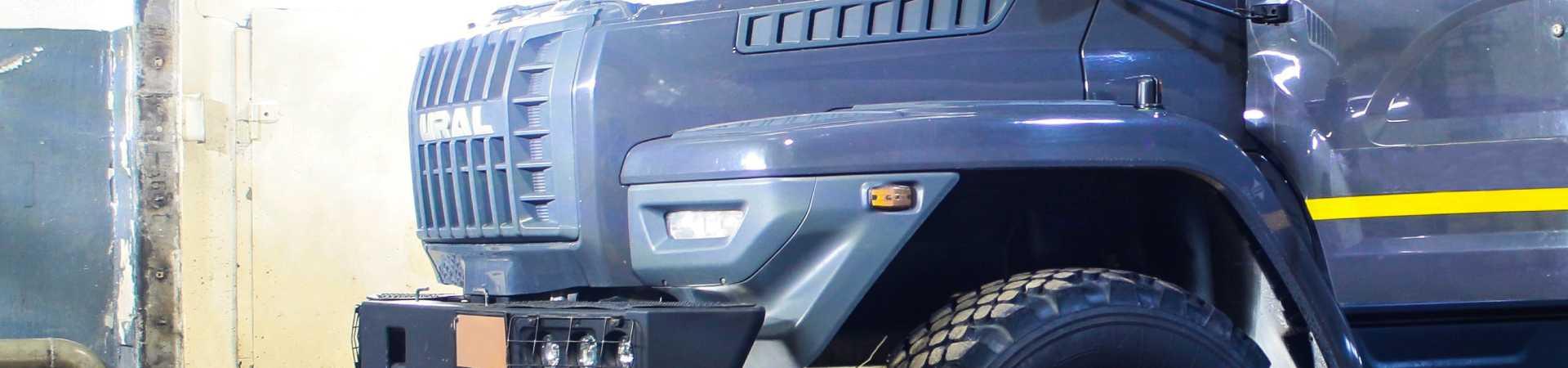 СТО «СПЕЦСЕРВИС» произвел гарантийный ремонт автомобиль УРАЛ