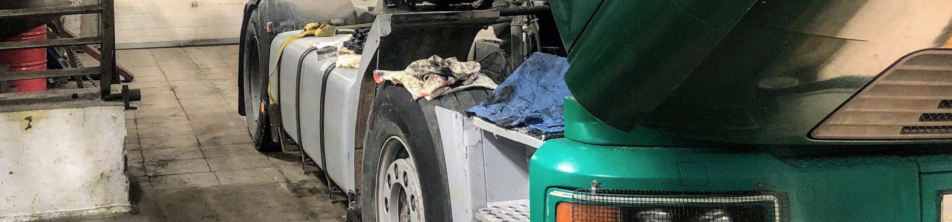 Капитальный ремонт двигателей грузового автомобиля